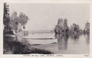 RP: Stelroy on Gull Lake , Ontario , Canada , 30-40s