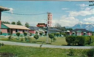 BC: CHILLIWACK , B.C. , 50-70s ; Totem Motel