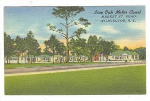 Live Oak Motor Court, Wilmington, North Carolina, 1930-1940s