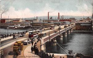 Belfast Ireland Queen's Bridge Belfast Queen's Bridge