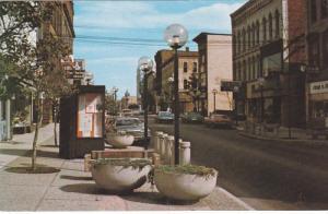 Main Street , East , JAMESTOWN , New York , 50-60s