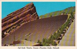 Colorado Denver Red Rocks Theatre Denver Mountain Parks