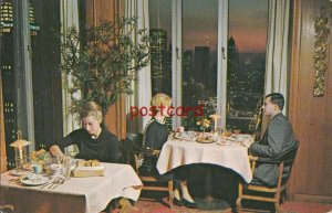 c1960? TOP OF THE SIX'S 666 Fifth Ave New York, French Provincial Elegance