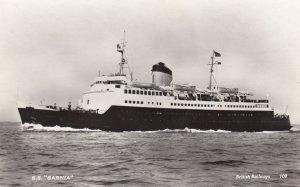 RP: Ocean Liner S.S. SARNIA , British Railways , 30-50s