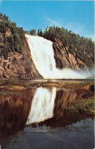 BR6456 La magnifique chute Montmorency a quelques   Quebec  canada