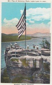 Top of Chimney Rock , North Carolina , 1910s