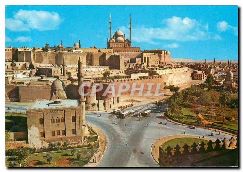 CPM Cairo La Citadelle et Mosquee Mohamed Aly