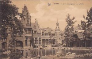 Anvers, Jardin Zoologique, La Laiterie, Antwerp, Belgium, 00-10s