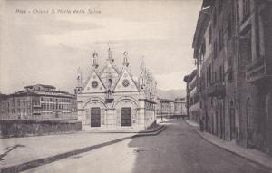 PISA, Chiesa S. Maria della Spina, Toscana, Italy, 00-10s
