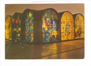Medical Centre Synagogue, Jerusalem , Israel, 50-70s  The tribes of Israel