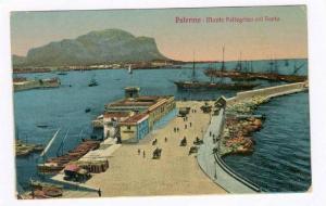 Palermo - Monte Pellegrino col Porto, ITALY, 00-10s