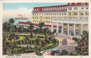 Florida Miami Royal Palm Hotel North Side