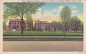 Ohio Elyria Elyria Memorial Hospital And Gates Hospital For Crippled Children