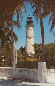 KEY WEST , Florida , 50-60s ; Key West Lighthouse