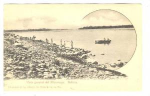 Vista general del Pilcomayo. Bolivia , 1890s-1905