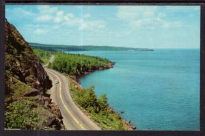 Silver Creek Cliff,North Shore Drive,Lake Superior,MN BIN