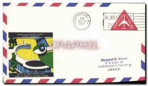 Letter United States Hunstville October 29, 1967