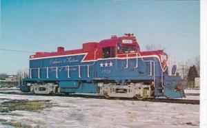 Delaware & Hudson D & H Alco RS-3 Locomotive No 1776 Colonie Shops Ne...
