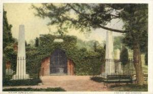 Washingtons Tomb
