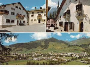 Switzerland, Suisse, Scuol-Tarasp-Vulpera, 1250 m, 1977 used Postcard