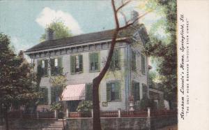 15432  IL Springfield    Abraham Lincoln's Home