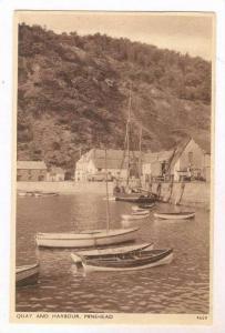 Quay & Harbour , Minehead, UK, 1910s