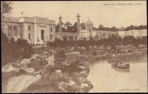 malay malaysia, View from the Lake (1924) Exposition