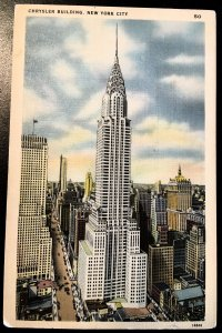 Colourpicture - New York City, beautiful buildings, Vic's Stamp Stash