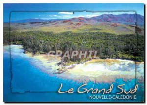 Modern Postcard The Great South New Caledonia