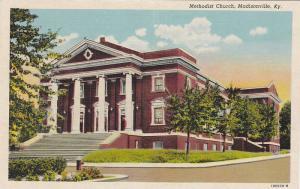 Methodist Church, Madisonville, Kentucky, 30-40s