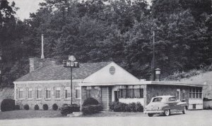 Virginia Martinsville The Hut Restaurant sk5273