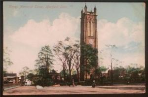 Keney Memorial Tower, Hartford, Conn. 1909