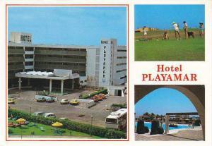 Spain Almeria Roquetas De Mar Hotel Playamar