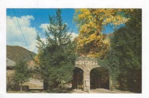 Entrance Gate, Montreat, North Carolina, 40-60s