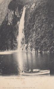 Sterling Falls , MILFORD SOUND , New Zealand , 00-10s