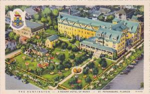 Florida Saint Petersburg The Huntington A Resort Hotel Of Merit