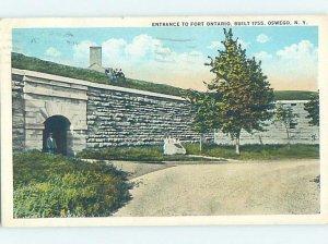 W-border MILITARY SCENE Oswego New York NY AF8592