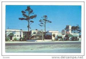 Lloyds Motor Hotel, Myrtlr Beach, South Carolina, 40-60s