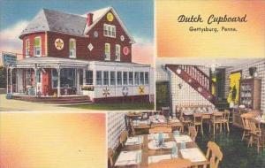 Pennsylvania Gettysburg Dutch Cupboard