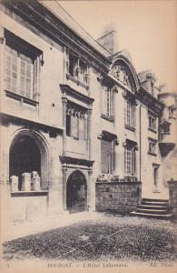 BOURGES, L'Hotel Lallemand, Cher, France, 00-10s