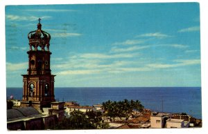 Mexico - Puerto Vallarta. Parish's Dome