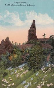 Colorado King Solomon North Cheynne Canyon