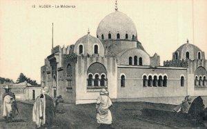 Alger La Médersa Algeria 04.77