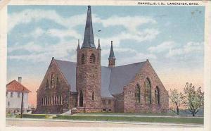 Chapel, B.I.S., Lancaster, Ohio, PU-1924