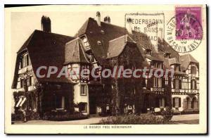 Postcard The Old Riesack Pres Niederbronn