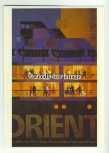 ad3860 - Orient Line Cruises - Modern Advert Postcard