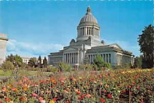 State Capitol Building - Olympia, Washington