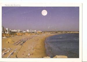 Postal 033332 : Portimao: Praia da Rocha (Portugal)