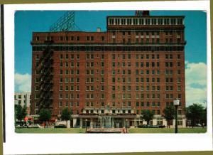 DALLAS< Texas; Hotel Dallas, 40-60s