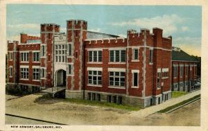 MD - Salisbury. New Armory